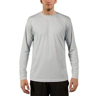 Vapor Apparel Men's UPF 50+ UV Sun Protection Hiking Shirt