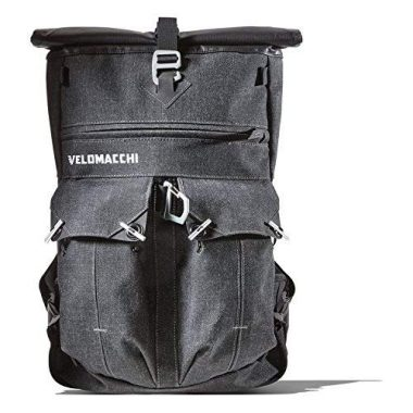 Velomacchi Roll-Top Waterproof Roll Top Backpack