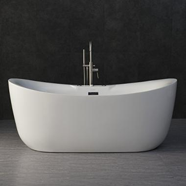 Water Jetted Bathtub by Woodbridge