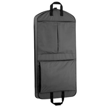 WallyBags Extra Capacity Garment Bag