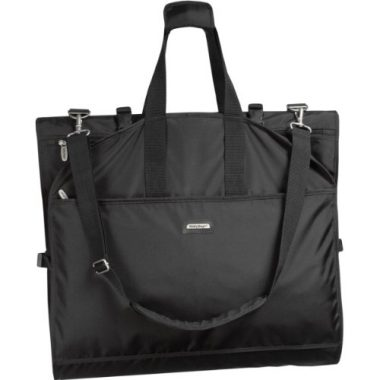WallyBags Tri-Fold Destination Garment Bag