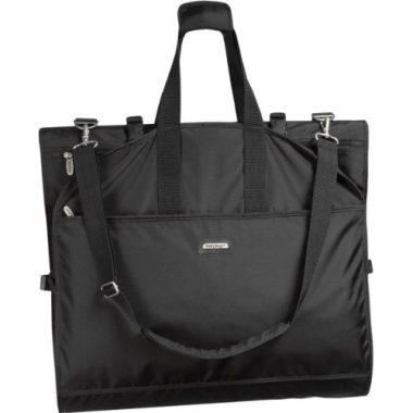 WallyBags Tri-Fold Destination Garment Bag