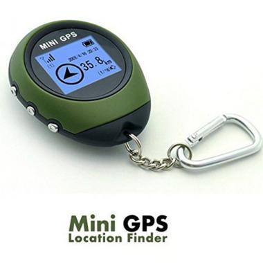 Winterworm Mini Handheld Portable Hiking GPS