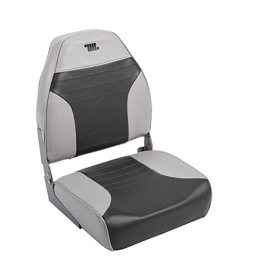 Wise 8WD588PLS Series Standard High Back Fishing Boat Seat