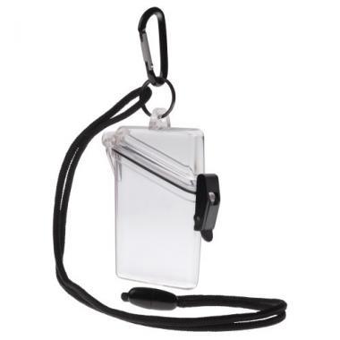 Witz See it Safe ID/Badge Holder Case Waterproof Wallet
