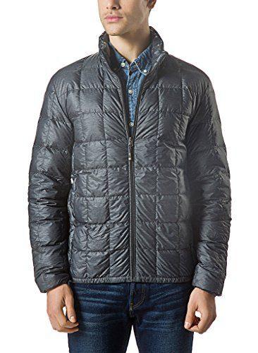 XPOSURZONE Men Packable Down Jacket