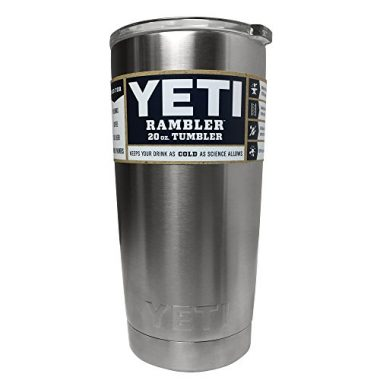 YETI Rambler 20 oz Stainless Steel Vacuum Insulated Thermos