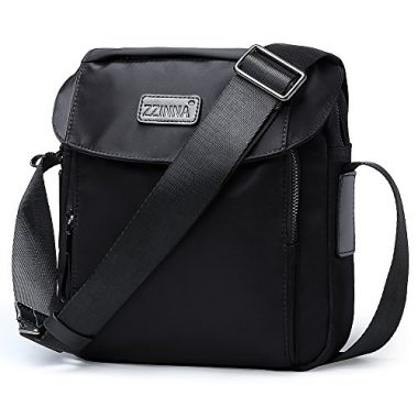 ZZINNA Man Waterproof Messenger Bag