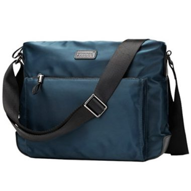 ZZINNA Messenger Bag Mens Shoulder Bag