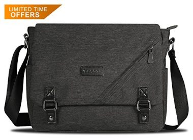 ibagbar Water Resistant Messenger Bag