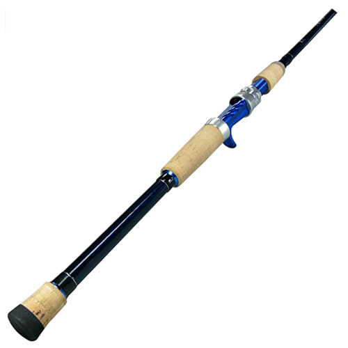 Okuma Nomad Inshore Graphite Kayak Fishing Pole