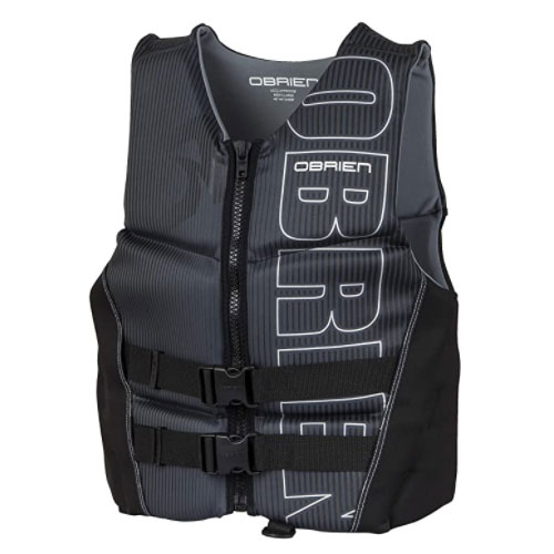O'Brien Flex V-Back Neoprene Life Jacket For Jet Ski