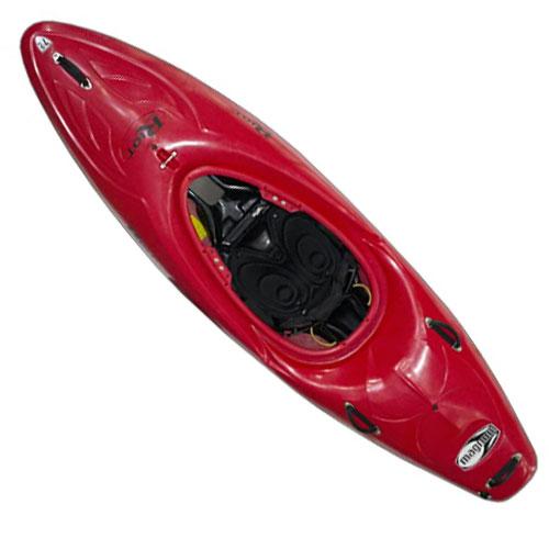 Riot Kayaks Magnum 72 Whitewater Surf Kayak