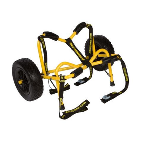 Suspenz DLX Airless Canoe Cart