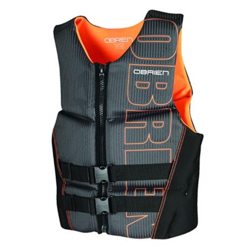 O'Brien Flex V-Back Neoprene Wakeboard Life Jacket