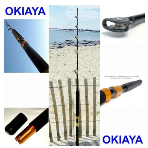 OKIAYA COMPOSIT 30-50LB Kayak Spinning Rod
