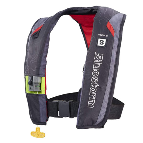 Bluestorm Stratus 35 Inflatable Life Jacket for Boating