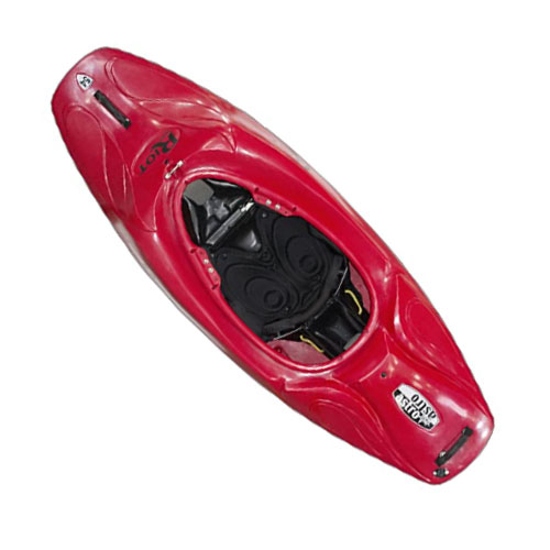 Riot Kayaks Astro 54 Whitewater Surf Kayak