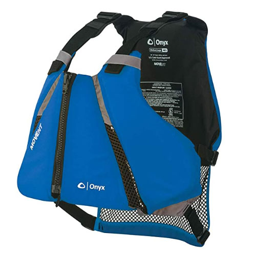 Onyx Curve MOVEVENT Paddle Sports Life Jacket for Canoeing
