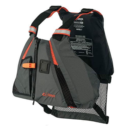 Onyx MoveVent Dynamic Life Jacket for Canoeing