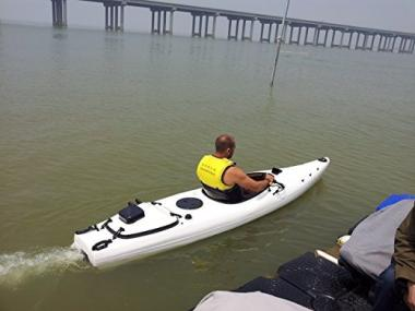 MACraft 4 Stroke Engine Gasoline Powered Canoe Motorized Canoe