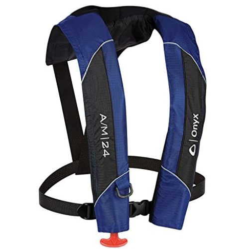 Absolute Outdoor Inflatable Life Jackets For Boating