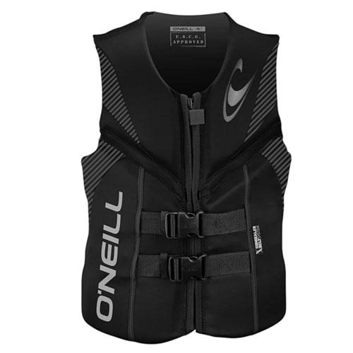 O'Neill Men's Reactor USCG Life Jacket For Non Swimmer