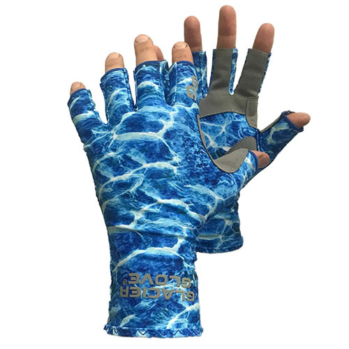 Glacier Glove Islamorada Sun Fishing Gloves