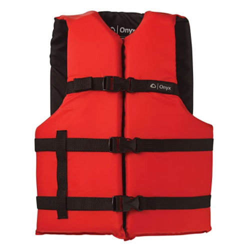 Onyx General Purpose Durable Life Jackets For Boating