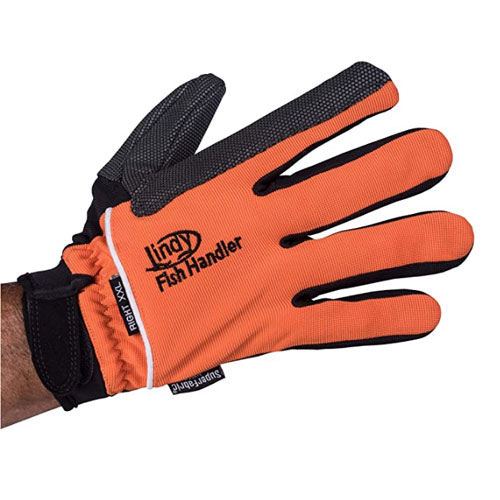 Lindy Puncture-Proof Fishing Gloves