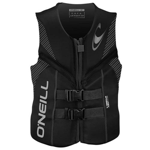 O'Neill Men's Reactor USCG Wakeboard Life Jacket