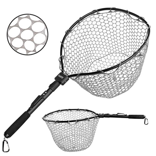 PLUSINNO Folding Kayak Fishing Net
