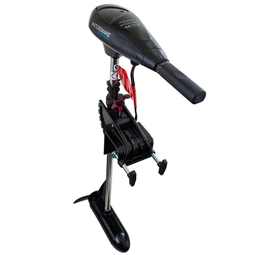 Watersnake Tracer Transom Mount Trolling Motor for Kayak
