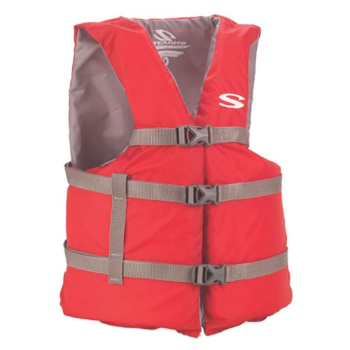 Stearns Adult Classic Series Life Jacket For Boating