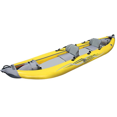 Advanced Elements StraightEdge 2 Inflatable Whitewater Kayak