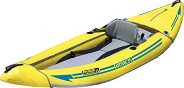 Advanced Elements Attack Inflatable Whitewater Kayak