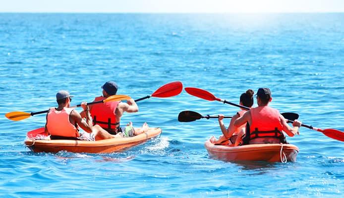 A_Brief_History_Of_Kayaking_And_Kayaks