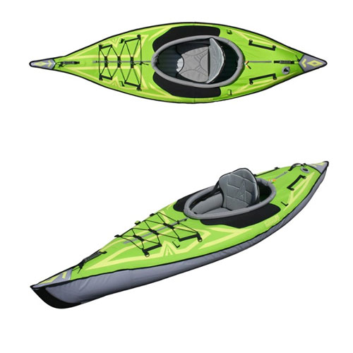 Advanced Elements AdvancedFrame Inflatable Kayak For Camping