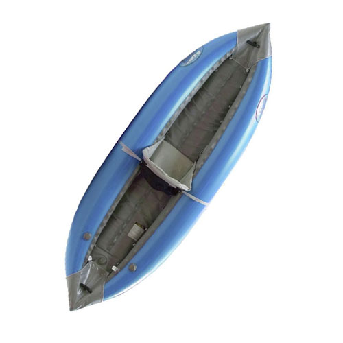 Aire Outfitter I Inflatable Whitewater Kayak