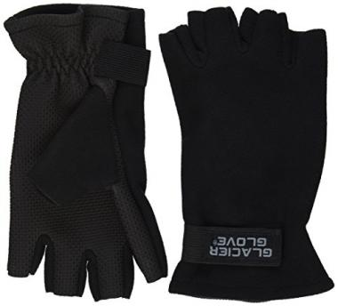 Glacier Glove Alaska River Series Fingerless Fishing Gloves