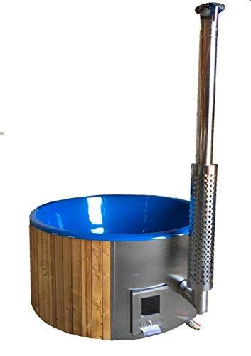 DeeLux #200 Allwood Wood Fired hot tub
