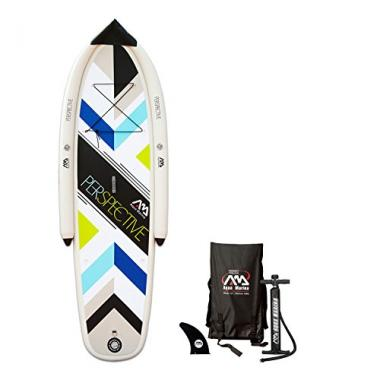Aqua Marina Perspective Beginner Inflatable Stand-up Paddle Board