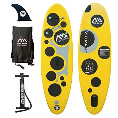 Aqua Marina Vibrant Inflatable Kids Paddle Board
