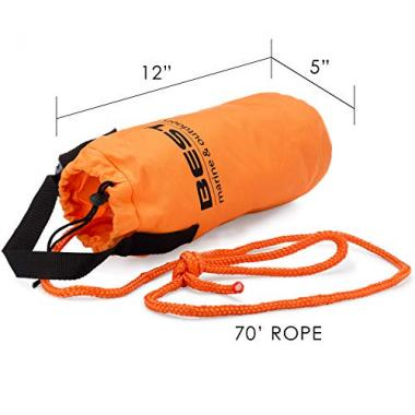 Best Rescue Rope Throw Bag