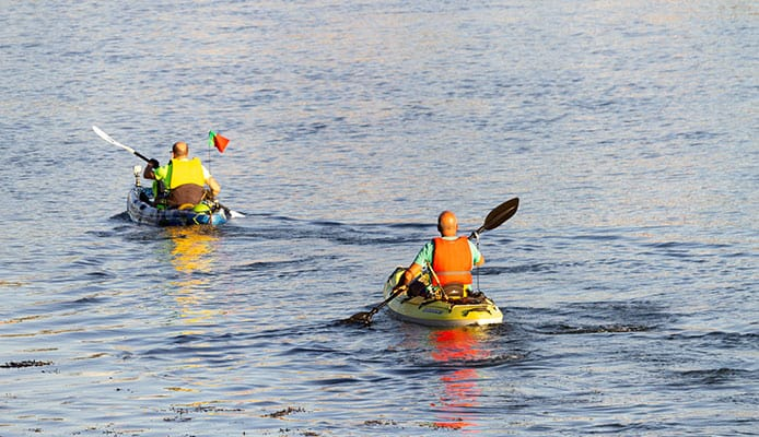8 Best Touring Kayaks Reviewed in 2019 [Buying Guide