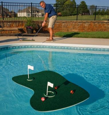 Blue Wave Aqua Golf Backyard Game Pool Toys