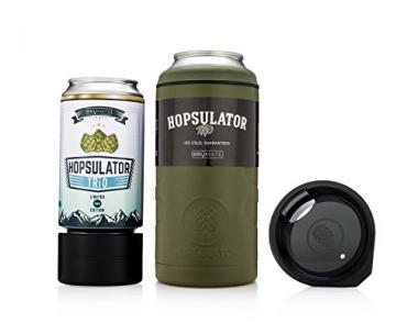 BrüMate Hopsulator Beer Koozie