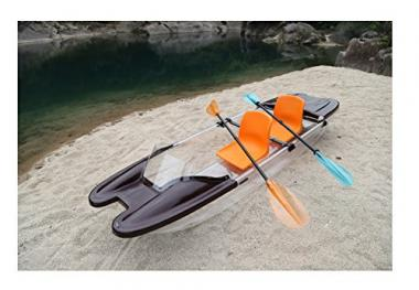 ClearYup Electric Kayak with Remote Control