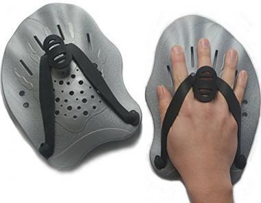 Start Smart Contoured Training Hand Swim Paddles