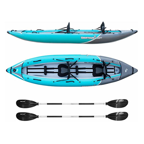 Driftsun Rover 220 Inflatable Whitewater Kayak